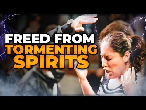 EVIL SPIRITS Cast Out in JESUS' Name - POWERFUL Testimony!