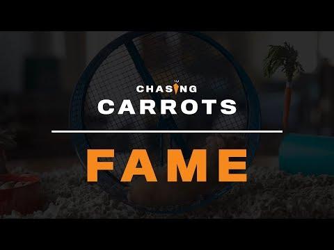 Chasing Fame - Chasing Carrots Part 1  Pastor Craig Groeschel