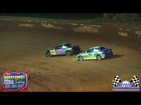 Extreme 4 Feature - Lancaster Motor Speedway 7/17/21 - dirt track racing video image