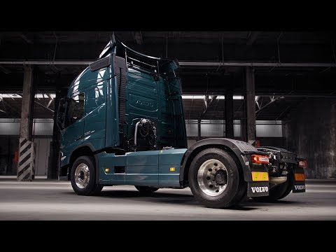 Volvo Trucks ? The new Volvo FM Exterior Walkaround