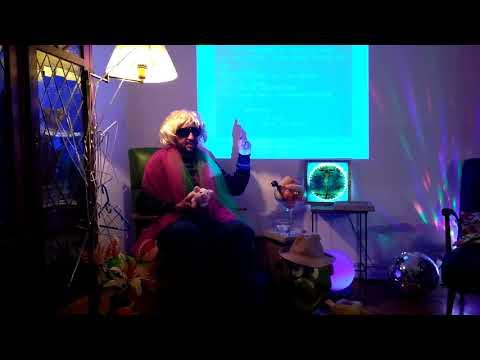 Invitación Noche de los museos PVM (ft. Angelo Merka)