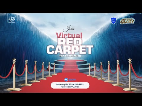 RCCG HOLY GHOST CONVENTION 2021 - DAY  3 VIRTUAL RED CARPET