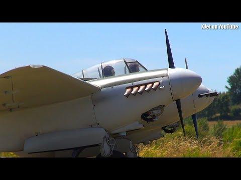 DH Mosquito at Tokoroa Airfield (large RC plane) - UCQ2sg7vS7JkxKwtZuFZzn-g