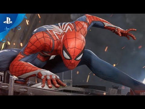 Marvel's Spider-Man (PS4) 2017 E3 Gameplay - UCvC4D8onUfXzvjTOM-dBfEA