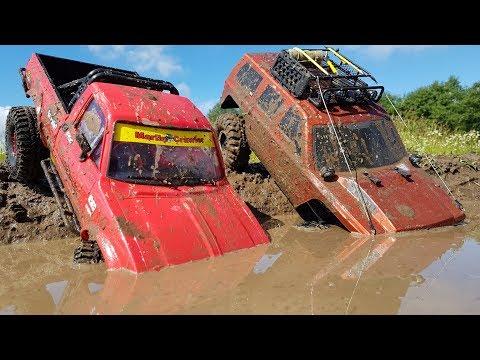 Сравнительный тест-драйв в гряземесе ... TF2 Marlin Crawler и Everest Gen 7 - UCX2-frpuBe3e99K7lDQxT7Q