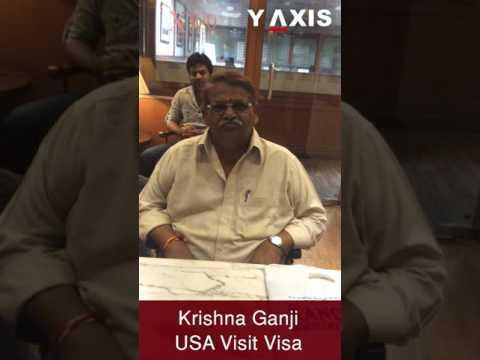 Krishna Ganji USA Visit visa PC Haritha Asha