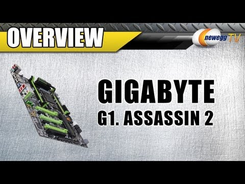Newegg TV: GIGABYTE G1.ASSASSIN 2 LGA 2011 Intel X79 Extended ATX Intel Motherboard Overview - UCJ1rSlahM7TYWGxEscL0g7Q