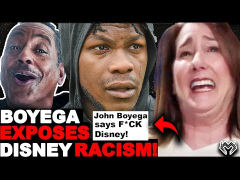 Epic BACKFIRE! John Boyega DESTROYS Kathleen Kennedy & Disney Star Wars! Virtue Signal GOES Wrong!