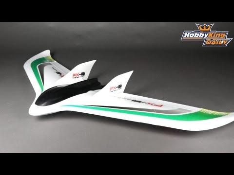 HobbyKing Daily - Phantom FPV Wing - UCkNMDHVq-_6aJEh2uRBbRmw