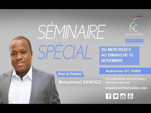 Pasteur Mohammed SANOGO - Vaincre les 4 formes d'attaques majeures du malin - Session 1