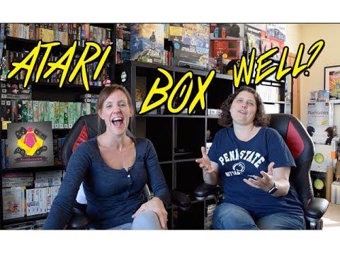 Thew NEW ATARI CONSOLE | The Atari Box Console | 2 Girls 1 Gaming Topic |TheGebs24 - UCSS7ic97Y_dGiRCIpzTXSCw