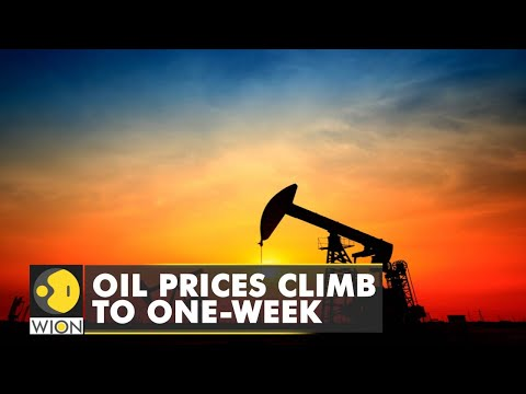 World Business Watch: Global oil price climbs to one-week high on US supply concerns   English News