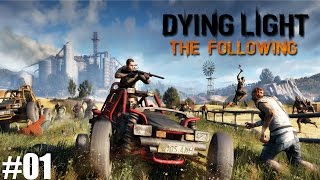 video : DarkFuneral972 Dying Light : The Following #01 - ZE DUO IZ BACK en vidéo