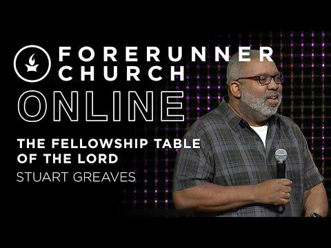 Sunday Service  IHOPKC + Forerunner Church  March 21