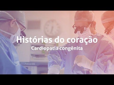 Histórias do coração – Cardiopatia congênita