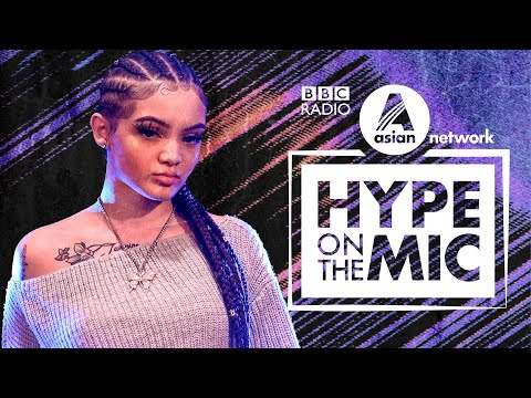 Baby Elz   Hype On The Mic   BBC Asian Network