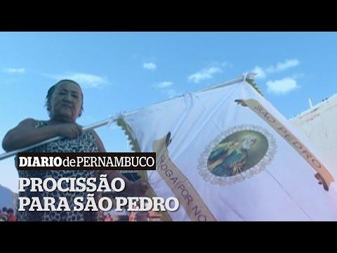 Dia de homenagem a S�o Pedro, padroeiro dos pescadores