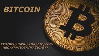 Обзор криптовалюты BITCOIN + TOP 10 - [14/07/2019]