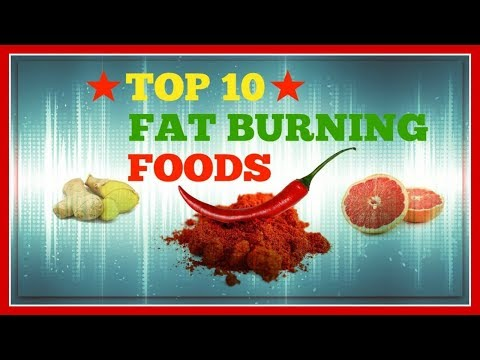 ★★Top 10 Fat & Weight Loss Burning Foods For 2018★★ - UCKD3_dDCvxzKHft0QefexTA