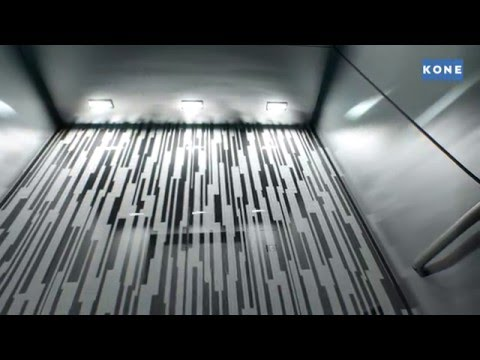 New industry-leading elevator from KONE – USA version