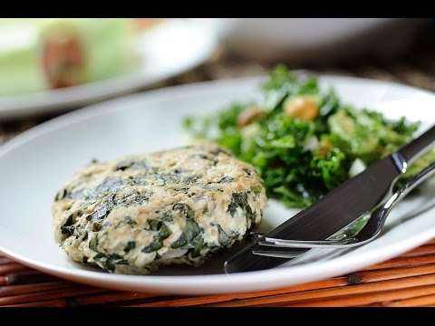 Receta Detox - Hamburguesas de pavo con espinaca - Fácil de preparar - UCvg_5WAbGznrT5qMZjaXFGA