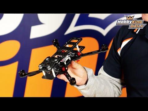 HK DYS 250 & 350 Carbon Fibre Folding Drone - Hobbyking Daily - UCkNMDHVq-_6aJEh2uRBbRmw