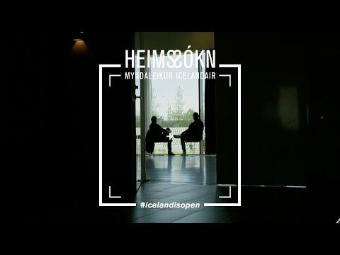 Heims-sókn   Gummi Ben & Aron   Icelandair