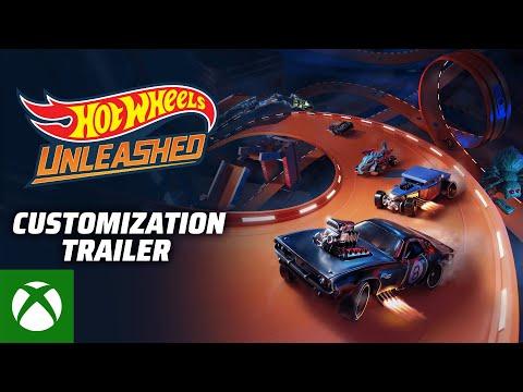 Hot Wheels Unleashed™| Customization Trailer