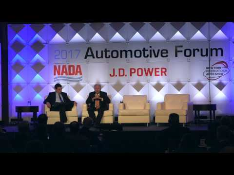 Q&A with Mike Jackson at 2017 Automotive Forum