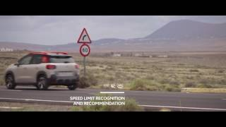 Nuovo COMPACT SUV CITROEN C3 Aircross – speed limit recognition