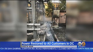 Power Fully Restored In OC After Outage