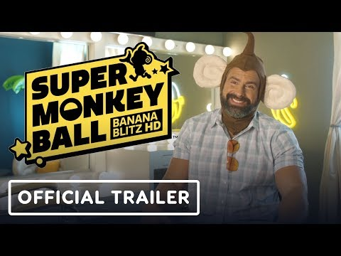 Super Monkey Ball: Banana Blitz HD - Official Live Action Trailer - UCKy1dAqELo0zrOtPkf0eTMw