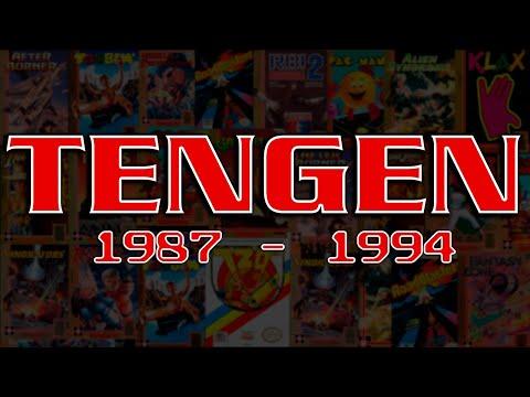 Tengen [1987 - 1994]
