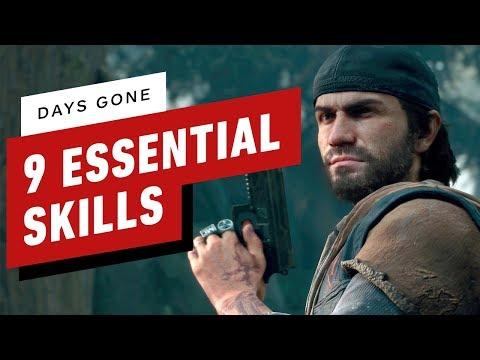 9 Essential Skills to Get In Days Gone - UCKy1dAqELo0zrOtPkf0eTMw