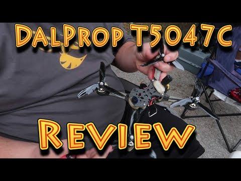 Review: DalProp T5047C vs T5249 Propeller!!! (11.08.2018) - UC18kdQSMwpr81ZYR-QRNiDg