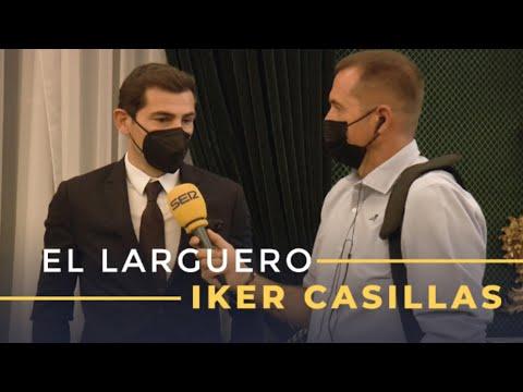 El Larguero EN VIVO: Premios AS del Deporte y entrevista a Iker Casillas [3/12/2020]