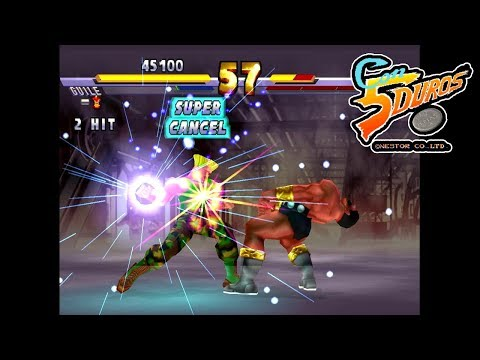 "[BIS] STREET FIGHTER EX 2 PLUS (GUILE) - ""CON 5 DUROS"" Episodio 86 (1cc) (CTR)"