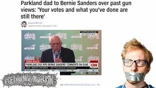 Dad Of Parkland Victim Confronts Bernie On Guns
