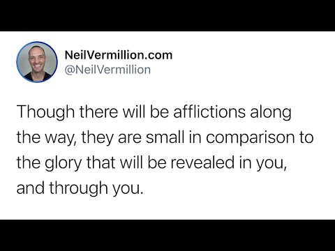 Surrender Your Fears And Apprehensions - Daily Prophetic Word