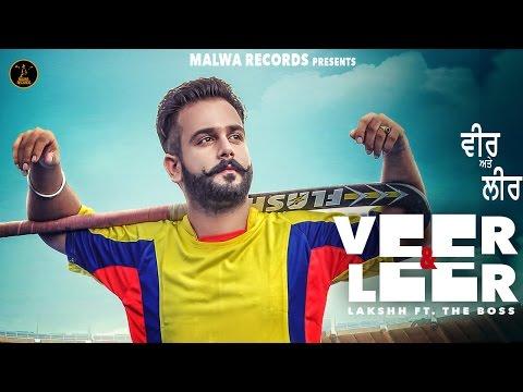 Veer & Leer Lyrics - Lakshh   The Boss