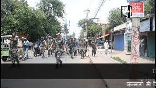 Public reaction on Bhatpara violence
