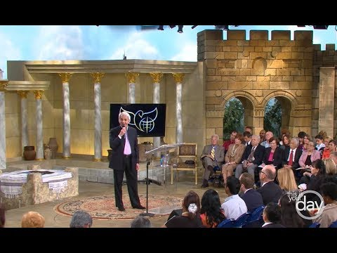 Key to Entering God's Presence, P1 - A special sermon from Benny Hinn