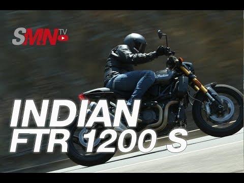 Prueba Indian FTR 1200 S 2019 [FULLHD]