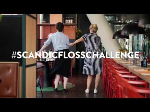 #ScandicFlossChallenge