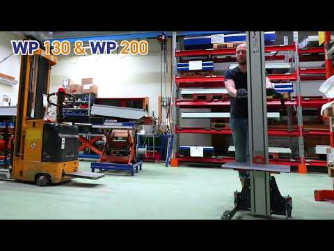 WP 130 and 200 by EdmoLift
