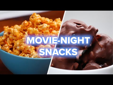 4 Movie Night Snack Recipes ? Tasty