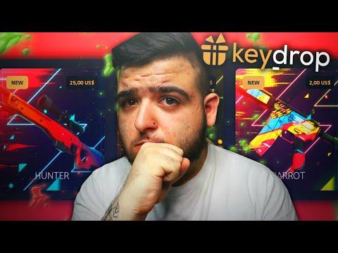🎁 NUEVAS CAJAS en KEYDROP! 🎁   Código promocional Keydrop