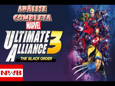 NWB Review - MARVEL Ultimate Alliance 3: The Black Order