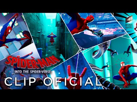 SPIDER-MAN: UN NUEVO UNIVERSO. Peter Parker. En cines 21 de diciembre.