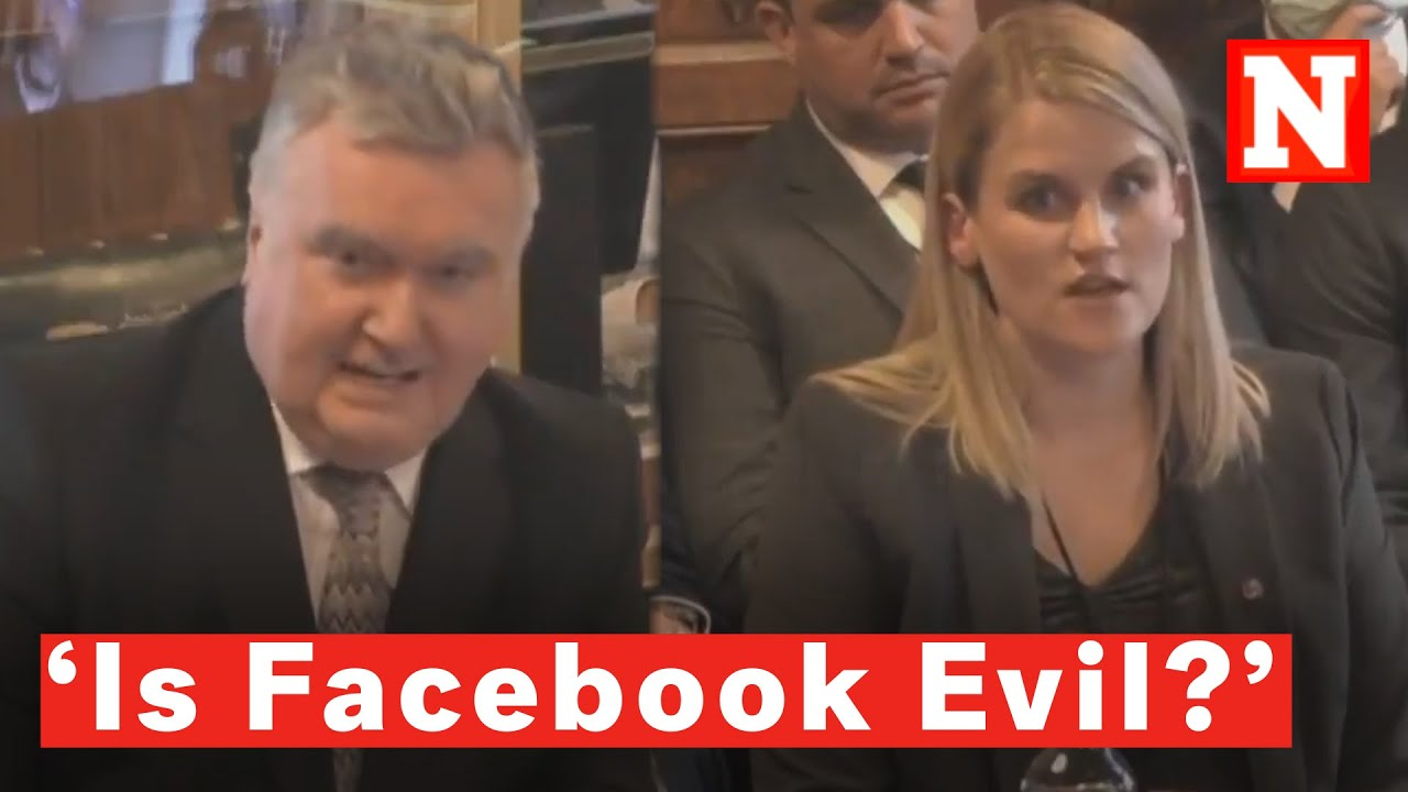 'Is Facebook Evil?': Whistleblower Says 'Good People' Led To 'Bad Actions' At Company